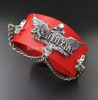 Wholesale Lol Garen Toys - Cartoon hot game LOL Garen PU chain metal pendant toy wristband free shipping