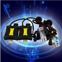 kits de conversão h4 escondidos venda por atacado-55 W 6000 K H1 H3 H4 H7 H8 H9 H10 H 9003 9005 9006 9007 Kit de Conversão de Faróis de Xenon HID Dual Beam Slim Lastro