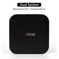 black connection google - Wintel tv box Windows10 boxes Intel Bay Trail T Android Quad Core GB Box Bluetooth Wifi Connection Smart Media TV box