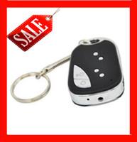 Wholesale High Definition Car Camcorder - Drop SHIPPING!!! Mini DV Camcorders Car Key Chain Spy Camera High Definition Video Hidden Recorder Key Camcorder