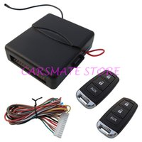 Wholesale Trunk Release Car Alarm System - Classical Car Keyless Entry System With Remote Trunk Release Car central lock Keyless Entry Remote locking systems!