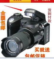 Wholesale Headlamp Camera - 2015 D3000 digital camera 16 million pixel camera Professional SLR camera 21X optical zoom HD LED headlamps camara de fotos