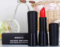 Wholesale english lipsticks resale online - 24 NEW Products MAKEUP DIFFERENT COLORS LIPSTICK g English name and number