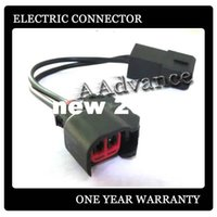 Wholesale Ev6 Injector - USCAR (FEMALE) TO JETRONIC (MALE) INJECTOR HARNESS EV6 FEMALE TO EV1 MALE ELECTRICAL CONNECTORS