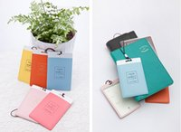 Wholesale 100X PIECES OF MOMENT Leather Luggage Tags Travel Paper Suitcase Tag Carrying case Tag Packet Label Wrap