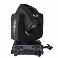 Wholesale Mk Cases - 2pcs lot Moka MK-M33 DMX 5R Beam Spot Moving Head Lighting   Sharpy Beam 200w Light with Flight Case