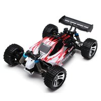 Wholesale Remote Stunt Car - Wltoys A959 Rc Car 1 18 2.4Gh 4WD Off-Road High Speed Stunt Racing Car Remote Control Buggy