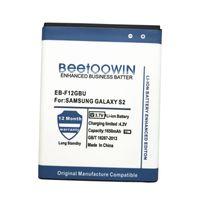 Wholesale Wholesale Galaxy S Ii Battery - 100% Original Beetoowin 1650mAh EB-F1A2GBU For SAMSUNG Galaxy S2 battery i9108 i9050 i9105 i9103 i9188 i9100g I777 B9062 S II i9100 battery