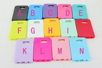 Para Galaxy S6 Edge Candy Color TPU case, cor sólida Jelly Soft para Samsung Galaxy S6 Edge iphoen 6 plus 5 5s