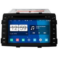 Wholesale Dvd Canbus - Winca S160 Android 4.4 Car DVD GPS Headunit Sat Nav for Kia Sorento 2010 - 2012 with CANBUS Radio Stereo