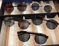 Wholesale sunglasses ultralight - New style mykita ultralight frame without screws pilot frame flap men women Germany Brand Vacation Sunbathing crosby Sunglasses with origbox