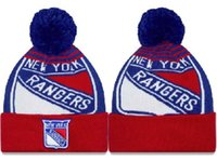 Wholesale New York Beanies Rangers Beanies Caps Outdoor Warm Beanies New Arrival Beanies Hot Sale Beanies Hat Warm Sports Beanies