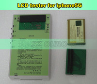 Wholesale tester test board for iphone for sale - Group buy Tester for apple iPhone G LCD Display Touch Screen Digitizer Board Tool with Battery test machine test board DHL