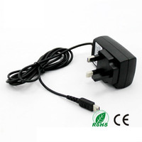 Wholesale Ndsl Ds - Power Supply AC Adapter Wall Travel Charger Chargers For Nintendo NDS Lite NDSL DSL DS lite DHL FEDEX FREE SHIPPING US EU UK Plug FREE SHIP