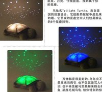 Wholesale Turtle Lamp Sale - Wholesale-free shipping hot sale brand new LED lamp turtle light projection light Toy lamp Christmas gifts