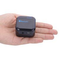 nfc ses alıcısı toptan satış-3.5mm USB NFC H-266 Kablosuz Bluetooth Stereo Ses Müzik Alıcısı Adaptörü Ses Çalar PC için A2DP V1.2