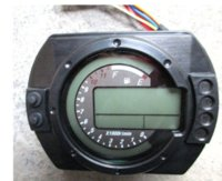 Wholesale Lcd Digital Speedometer Motorcycle - LCD Digital Tachometer Speedometer Odometer F Motorcycle ATV Scooter Dirt Bike atv high performance parts atv 4x4