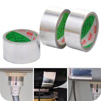 Wholesale Strong Reliable Aluminium Foil Tape CM m Roll Ideal For Heat Reflection CYB15