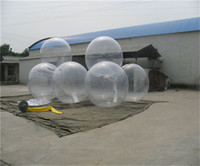 Wholesale Walk Water Ball Zorb - Fedex Free Popular Water Walking ball PVC inflatable ball zorb ball water walk ball dancing ball sports ball water ball 1.3m 1.5m 1.8m 2m