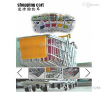 Wholesale Shopping Cart For Children - shopping cart Special offer creative mini multi-function supermarket trolley cart model metal for children to receive the trumpet