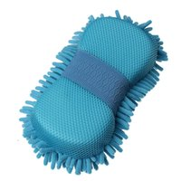 Wholesale Order Microfiber - NEW Ultrafine Fiber Chenille Anthozoan Car Wash Gloves Microfiber Car&Motorcycle Washer Supplies Car care brushes cleaning Tool order<$18no