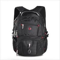"Wholesale Laptop Backpacks Swissgear - mochila style swissgear SW 8112 I Waterproof Backpack Large Capacity 16,5""-17 inch Laptop Bag male Bagpack Rucksack"