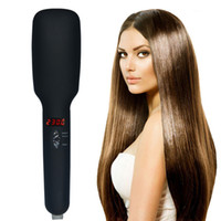 New Arrival Belle Star ionic Cheveux Straightener Brosse Auto Electric Straightening Brosse peigne cheveux rapides cheveux droits cheveux outil de coiffage