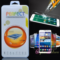 Wholesale Huawei Mate Film Protector - 2.5D 9H Front Tempered Glass Screen Protector Film For Huawei Honor 8 5C P9 Lite Mate 9 Y6 Ascend G620s Nexus 6p