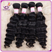 Wholesale Discount Remy Hair Bundles - 50% Discount 7a Fabulous Malaysian Remy Hair Deep Wave Malaysian Human Hair Extensions 3pcs lots Malaysian Hair Bundles deep Wavy Weaves