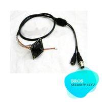 Wholesale Osd Pcb Board Camera - 1000TVL CMOS CCTV Security Mini PCB Board FPV 2.8mm Pinhole Lens Camera OSD