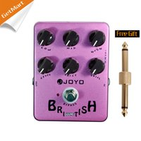 Wholesale classic control - Joyo JF-16 British Sound Effects Pedal with Classic Brit-Rock Era Amp Simulator and Unique Voice Control MU0016