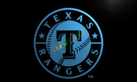 Wholesale Lights Ranger - LD126- Texas Rangers Neon Light Sign home decor crafts led sign