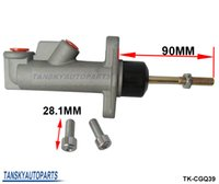 Wholesale Master Car Parts - TANSKY -Universal Brake or clutch master cylinder 0.625 Heavy Duty Hydraulic For Car Drift Hydraulic HandBrake TK-CGQ039