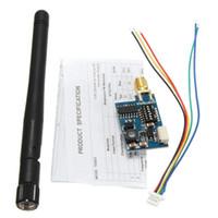 fpv беспроводной передатчик оптовых-TS5823 5.8 G 200mW 32CH FPV мини беспроводной AV передатчик модуль для FPV порядка$18no трек