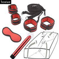 Wholesale bondage massage for sale - Group buy Under Bed Bondage Sex Toys For Couples Vibrator Set Flirt Massage Eye Mask G Spot Vibrator Stimulator Sex Products For Women