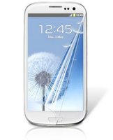 Wholesale Galaxy S3 Anti Fingerprint - Wholesale-Matte Screen Protector Protective Film Guard For Samsung Galaxy S3 i9300 S4 S5 S6,Anti Glare,Anti-Fingerprint,Free Cloth,OPP Bag