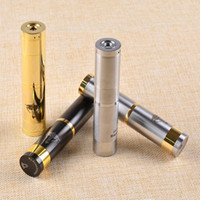 Wholesale Electronic Cigarette Mod Mech - Wholesales Clone Nemesis Ecig mech mod Electronic Cigarette for 510 EGO Atomizer