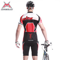 Wholesale Mysenlan Cycling - Wholesale-MYSENLAN Professional Men's King Cycling Short Sleeve Jerseys Sets Cycling WearBreathable Quick Dry Cycling Jerseys sets