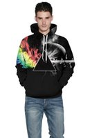Pink Floyd Womens Hooded Skateboard Sweaters Psychedelic Space Rock Felpa Winter Black Oversize Tute Hoodie Coat