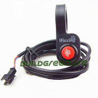 Wholesale WUXING DK e bike light switch for refit
