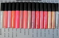 mejores brillos de labios al por mayor-30 UNIDAD DE ENVÍO GRATIS MAKEUP 2015 Mejor venta más vendida Productos más recientes LIP GLOSS 1.92g de buena calidad