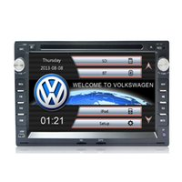 Wholesale Free Mp3 R - 2 Din 7 Inch Car DVD Player For VW Volkswagen PASSAT B5 GOLF 4 POLO TRANSPORTER With Radio GPS BT 1080P FREE Map