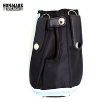 Wholesale Pda Scanners - Wholesale- HON-MARK New Pda Parts Holster Protective Sleeve For Motorola Symbol MC9000 MC9090 MC9190 w  Belt Barcode Hand Terminal