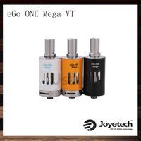 Wholesale Best Joyetech Wholesale - Joyetech eGo One Mega VT Atomizer 4ml eGo One Mega Tank Best Match eVic-VT IPV D2 IPV4S Pegasus eCigarette Mod 100% Original