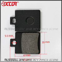 Wholesale Scooter Parts Clutch - Motorcycle Brake Pads Set For Chinese Scooters ATV Moped Spare Parts