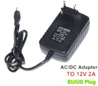 12V 2A UE US UK AU Plug AC Adaptateur DC Adaptateur Adaptateur Alimentation Pour Tablettes Led Strip Light