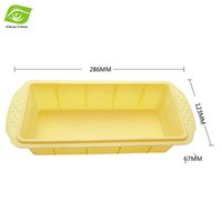 Wholesale Soap Mold Sizes - Silicone Bread Toast Mold Cake Pan Large Size Soap Silicone Mold Bakeware, dandys