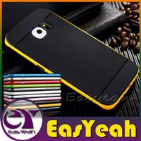Wholesale Note Sgp Neo - SGP Neo Hybrid Bumper Soft Case For iPhone 7 Plus 5 5S 5C 6 Plus Galaxy S5 S6 Edge Note 3 4