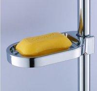 Wholesale Soaps Boxes - Shower soap box soap holder soap pallet shower rod ABS soap box WD3