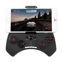 Wholesale Iphone Gamepad Bluetooth - Wireless Bluetooth Game Gaming Controller Joystick Gamepad for Android   iOS cell phone iPhone Tablet PC SAMSUNG Iphone LG cellphone